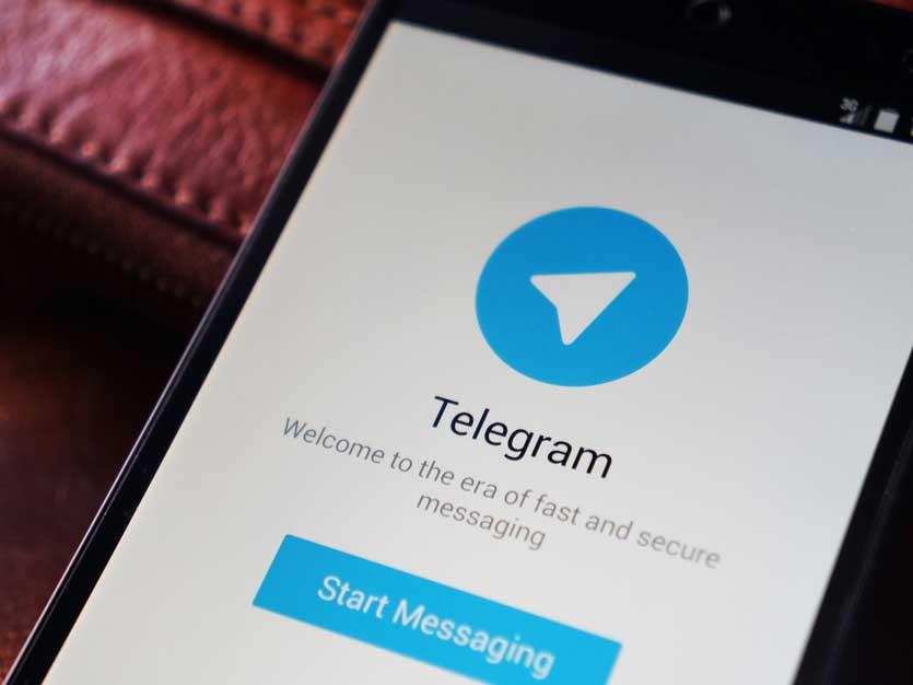 telegramred