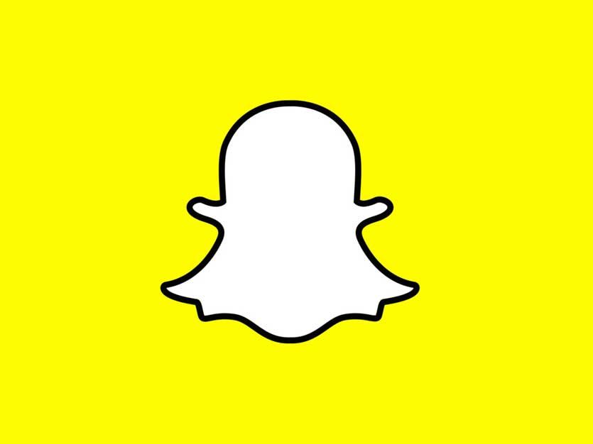 Snapchatlogored